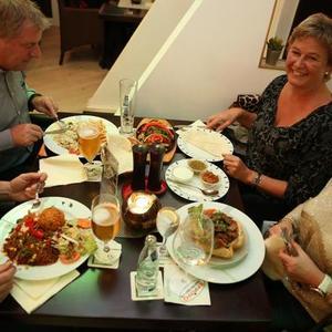 Einblicke ins Restaurant - Bad Oeynhausen